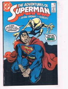 Adventures of Superman (1987) #442 DC Comic Book Aquaman Captain Marvel HH3