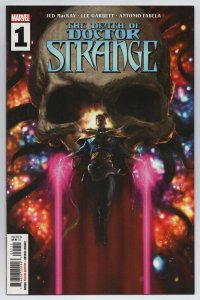 Death Of Doctor Strange #1 Main Cvr (Marvel, 2021) NM