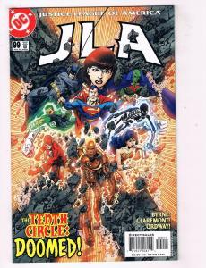 JLA #99 VG/FN DC Comics Comic Book Bryne Superman Batman July 2004 DE39 AD12