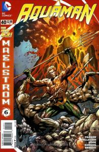 Aquaman (7th Series) #40 VF/NM; DC | save on shipping - details inside