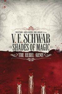 SHADES OF MAGIC REBEL ARMY (2019 TITAN) #1 VARIANT CVR C NOVEL STY PRESALE-10/23