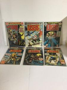 Our Fighting Forces The Losers 141-177 17 Issue Lot Set Run 2.0-4.0 DC Comics