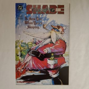 Shade the Changing Man 19 Near Mint- Painted cover by Jamie Hewlett