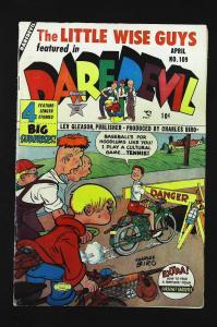 Daredevil Comics (1941 series) #109, Fine- (Actual scan)