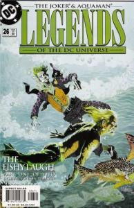 Legends of the DC Universe #26, NM + (Stock photo)
