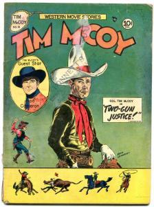 Tim McCoy #18 1948- Charlton Western- Rod Cameron- Mario DeMarco VG
