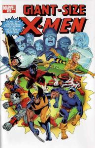 Giant-Size X-Men #3 VF/NM; Marvel | save on shipping - details inside
