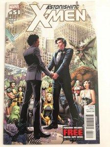 Astonishing X-Men #51 Liu, Perkins, Troy NM