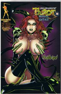 TAROT WITCH of the Black Rose #27 A, NM, Jim Balent, 2000, Holly Golightly