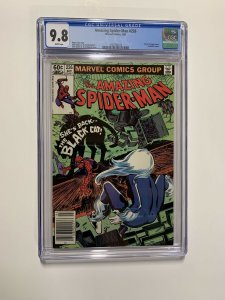 Amazing Spider-man 226 Cgc 9.8 White Pages Bronze Age Marvel Newsstand Edition