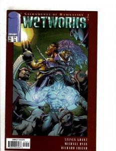 Wetworks #35 (1997) SR22