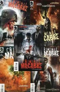 CRIMINAL MACABRE A CAL MCDONALD MYSTERY (2003 DH) 1-5