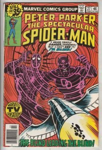 Spider-Man, Peter Parker Spectacular #27 (Feb-79) NM- High-Grade Spider-Man