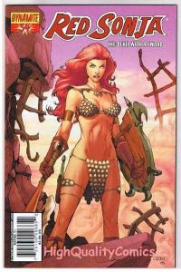RED SONJA #34, NM, Mel Rubi, Femme, Robert Howard, 2005, more RS in store