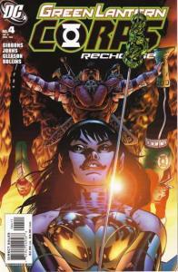 Green Lantern Corps: Recharge #4, NM (Stock photo)