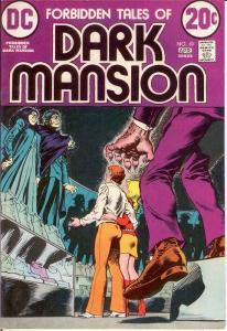 FORBIDDEN TALES OF DARK MANSION 10 VF April 1973 COMICS BOOK