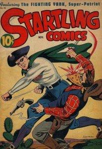 Startling Comics #42, VG (Stock photo)