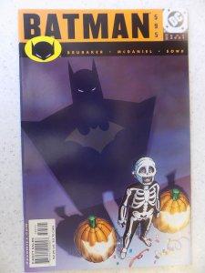 BATMAN # 595