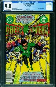 GREEN LANTERN #150-CGC 9.8-Newsstand variant-1982-2038908018