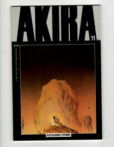 Lot Of 5 AKIRA Marvel Epic Comic Books # 11 12 13 16 17 Katsuhiro Otomo SB5