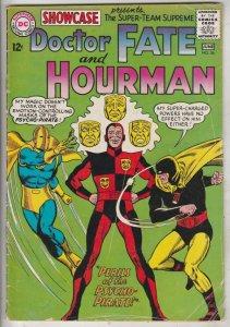 Showcase Comics #56 (Jun-65) VG/FN Mid-Grade Hourman, Doctor Fate