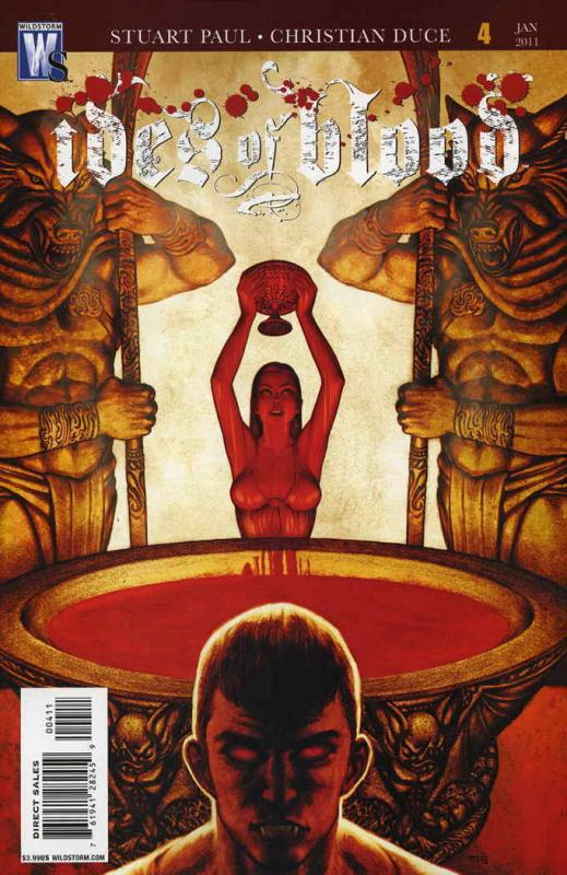 Ides of Blood #4 VF/NM; WildStorm | save on shipping - details inside
