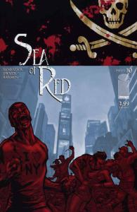 Sea of Red #10 FN; Image | save on shipping - details inside