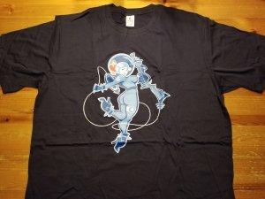 Bawidamann Astro-Naughty T-Shirt XL NOS w/ Tags