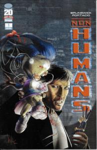 NON HUMANS #1