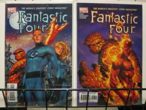 FANTASTIC FOUR 525-526  Dream Fever vs DIABLO