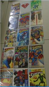 Superman Specials Comic Lot 30 different books average 8.0 VF (years vary)