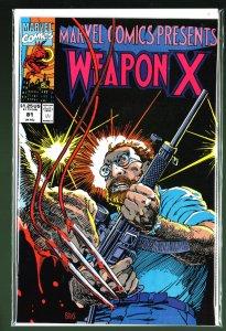 Marvel Comics Presents #81 (1991)