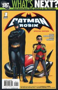Batman and Robin #1 (5th) FN; DC | save on shipping - details inside