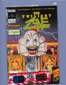 Twilight Zone #9 VF/NM Sealed with 3-D Glasses Now Comics 1992