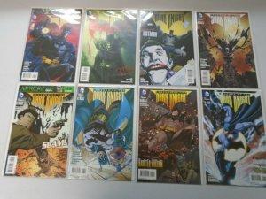 Legends of the Dark Knight Run: #1-8 8.0 VF (2012-2013)