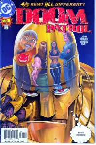 Doom Patrol(vol. 3)# 1,2,3,4,5,6,7,8