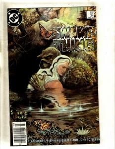 Swamp Thing # 34 VF/NM DC Comic Book Alan Moore Justice League Batman Flash WS9