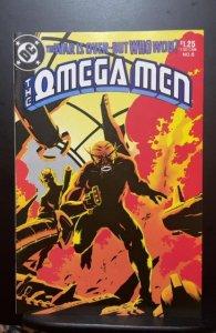 The Omega Men #6 (1983)
