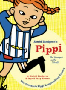 Pippi Longstocking: the Strongest in the World #1 VF/NM; Enfant | save on shippi