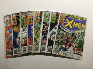 Amazing Adventures X-Men 2 3 8 9 10 11 13 14 Lot Fine/Very Fine- 7.0 Marvel