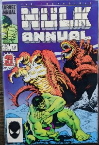 The Incredible Hulk Annual #13 (1984)