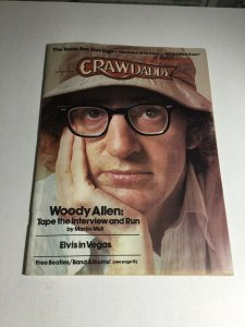 Crawdaddy 1973 December Vg Very Good 4.0 Magazine