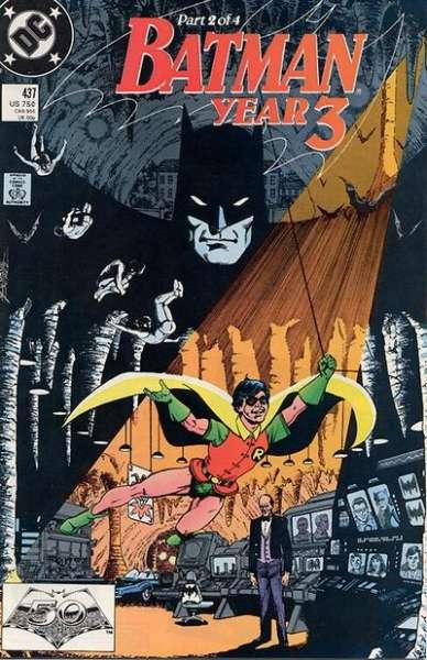 Batman (1940 series) #437, VF- (Stock photo)