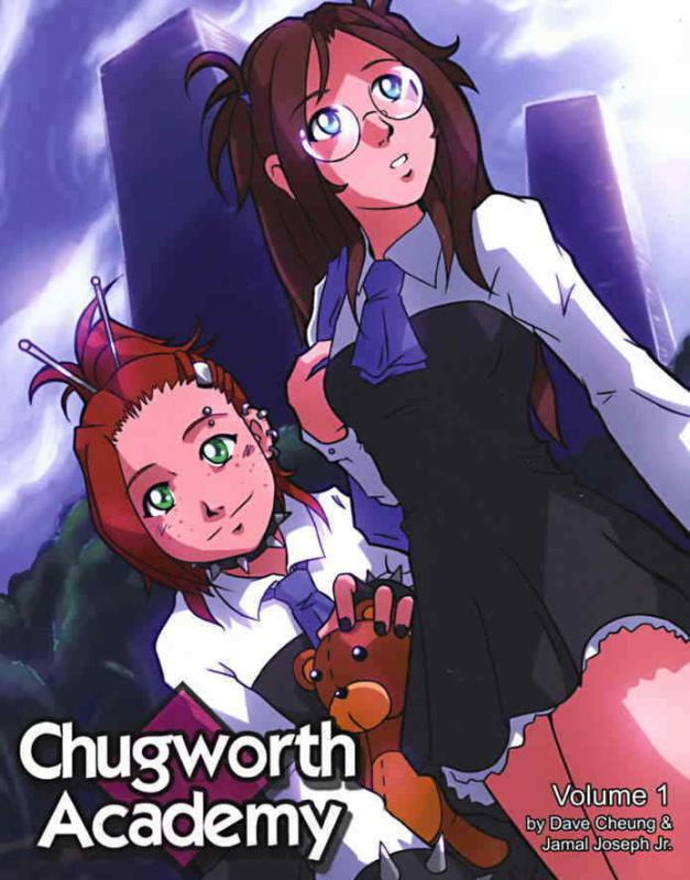 Chugworth Academy #1 VF/NM; Seven Seas | save on shipping - details inside