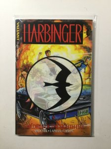 Harbinger Children Of The Eighth Day Tpb Sc Softcover Near Mint Nm Valiant