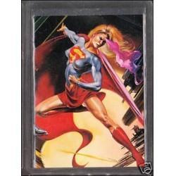 DC Versus Marvel SUPERGIRL Impact Subset 11/18