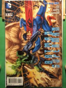 Batman Superman #7 The New 52