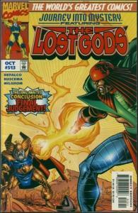 Marvel JOURNEY INTO MYSTERY (1952 Series) #513 VF