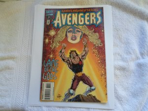 1995 MARVEL COMIC EARTHS MIGHTIEST HEROES AVENGERS # 384