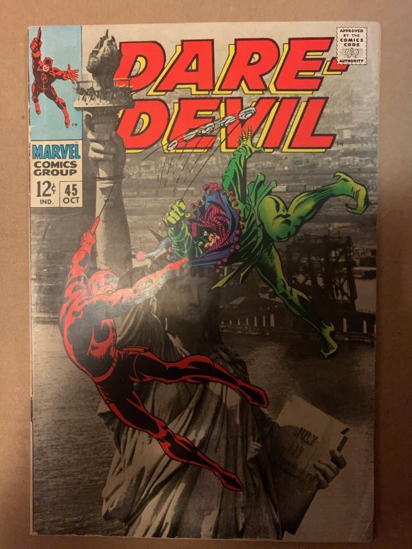 Daredevil (1964) 45 Fine+ (6.5)